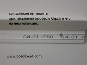 оригинальный профиль Clipso